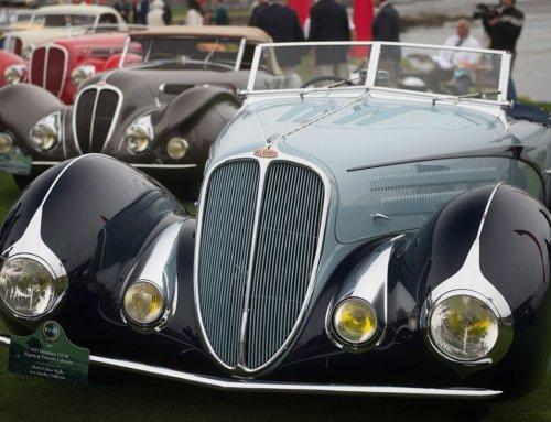 Monterey Car Week & Concours D'Elegance 2018